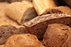 Brot Weizenwampe