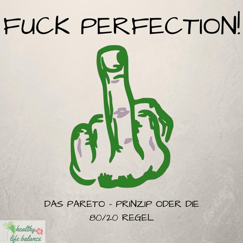 fuck perfection