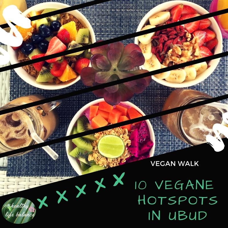vegane Locations Ubud