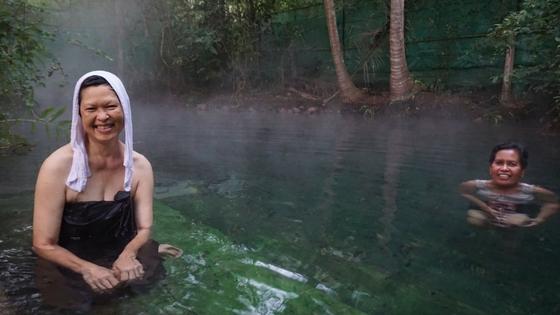 Hot Spring Ānāpānasati Healthylifebalance Suan Mokkh