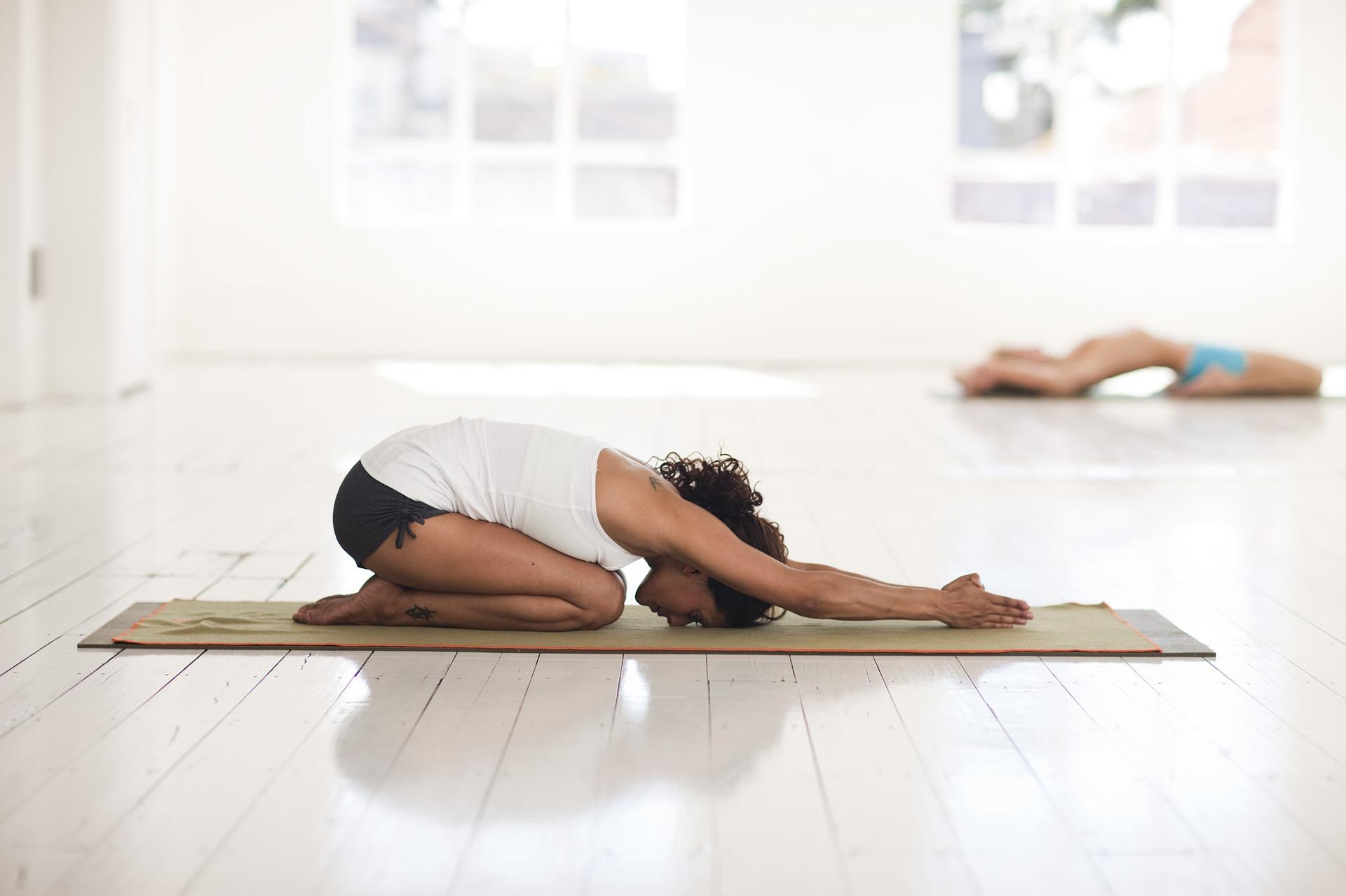 Yogatherapie Healthylifebalance