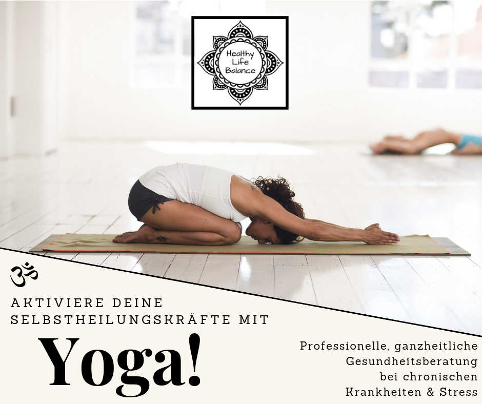 Yogatherapie Beratung und Coaching Healthylifebalance
